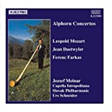 Alphorn Concerti [Import, From US] / L Mozart, Molnar, Slovak Phil., Schneider (CD - 1992)