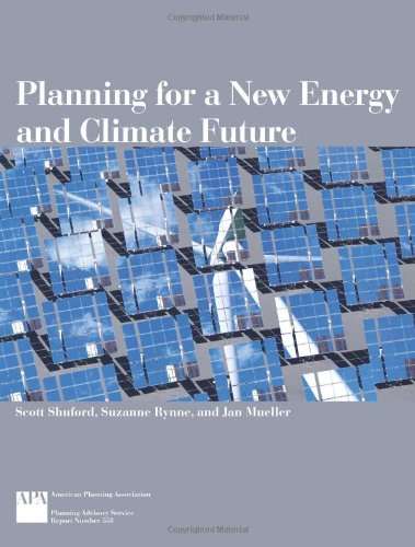 Planning For A New Energy And Climate Future