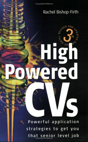 High Powered CVs