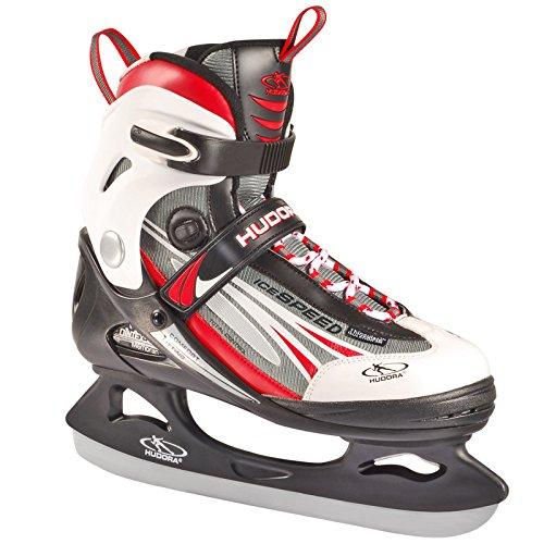 HUDORA Schlittschuhe Red Speed Gr. 40 Eishockey Hockey Eislauf Schlittschuh Eislaufen