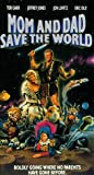 510P8KNZEZL. SL160  Mom & Dad Save the World [VHS]