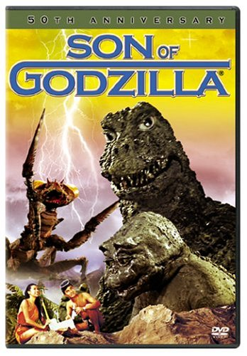 Son of Godzilla [DVD] [Region 1] [US Import] [NTSC]