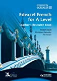 img - for Edexcel French for a Level: Teacher's Resource Book book / textbook / text book