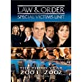 Law & Order Special Victims Unit: Season 3