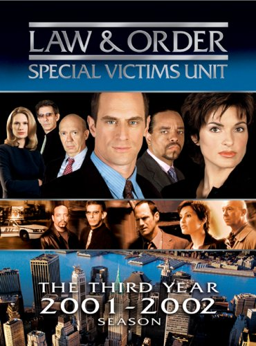 Law and Order Special Victims Unit: Season 3