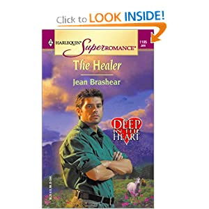 The Healer: Deep in the Heart (Harlequin Superromance No. 1105) Jean Brashear
