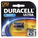Duracell Ultra Lithium/Photo Electronic Battery 1-PACK (DLCR2BU)