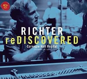 Richter Rediscovered - Carnegie Hall Recital ( 26 décembre 1960 )