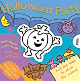 Halloween Party (Mini Magic Color Books)