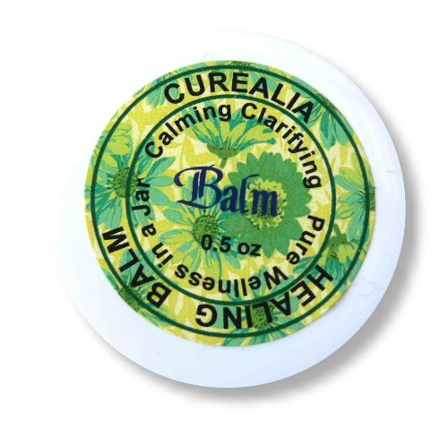 Calming Muscle & Joints Balm - Pure Natural - 0.5 Oz