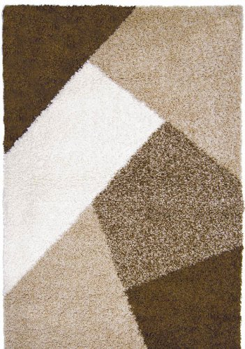 "5'2"" x 7'2"" Rectangular Home Dynamix L02-161 Beige/Brown Color Machine Made Turkish ""Lexington Collection"" Rug"