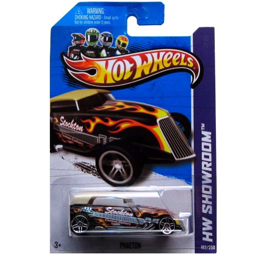 Hot Wheels 2013 HW Showroom Phaeton 182/250