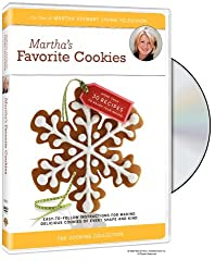 Martha Stewart Living Television: Martha's Favorite Cookies, Vol. 10