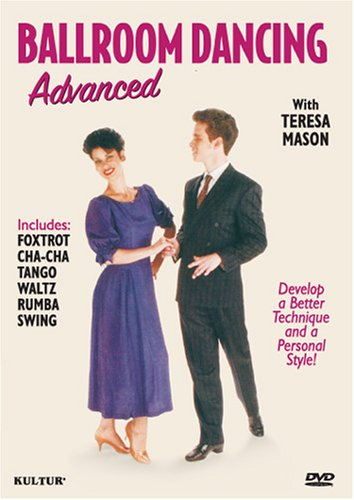 Cover art for  Ballroom Dancing Advanced with Teresa Mason