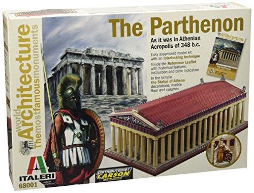 Model Kit - The Parthenon - 29cmx15cmx11cm (Parthenon Model compare prices)