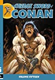 img - for The Savage Sword of Conan Volume 15 book / textbook / text book