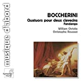 Boccherini - Quatuors pour deux clavecinspar William Christie