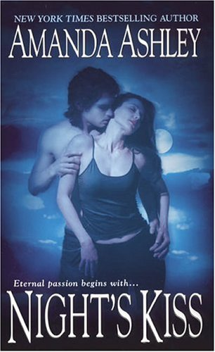 Night's Kiss, Amanda Ashley
