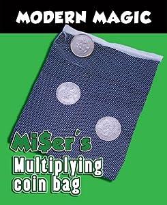 Miser's Multiplying Coin Bag