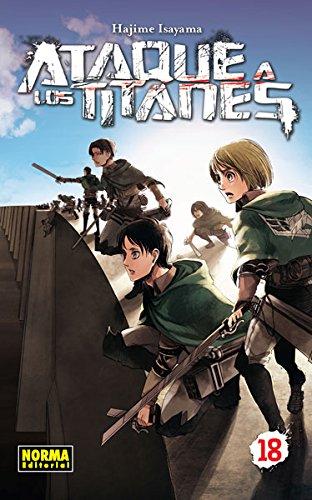 Ataque a los Titanes 18.
