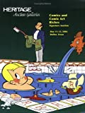 img - for Heritage Auction Galleries Comics and Comic Art Riches Signature Auction #820 book / textbook / text book