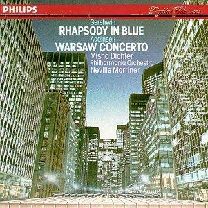 Rhapsody in Blue / Warsaw Concerto
