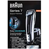 Braun Series 7 7050 Beard Trimmer, Great for Precision Trimming