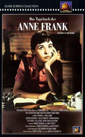 Das Tagebuch der Anne Frank [VHS]