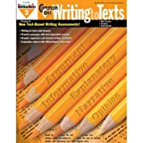 Common Core Practice Writing to Texts Grade 3