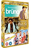 Bruno/Ali G In Da House/Talladega Nights [DVD]