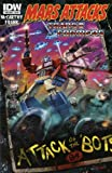 img - for Mars Attacks Transformers #1 One-Shot Comic Book - IDW book / textbook / text book