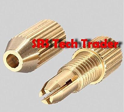 Micro-PCB-Drill-Bit-Chuck-(Holder)-Multi-Drill-Bit-Size-0.7-to-1.2-mm-Motor-Shaft-Clamp-3.17-mm