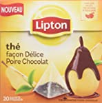 Lipton Th� parfum� fa�on delice poire...