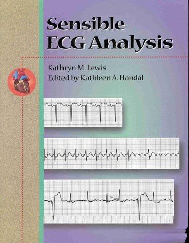 Sensible ECG Analysis