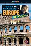 Rick Steves Best of Travels in Europe - Italy