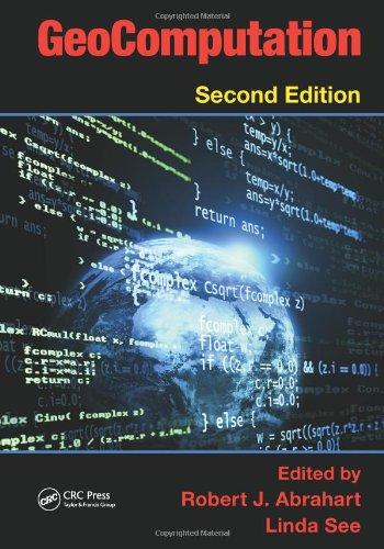 Geocomputation, Second Edition