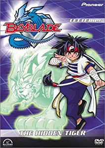 Beyblade - Hidden Tiger (Vol. 3)