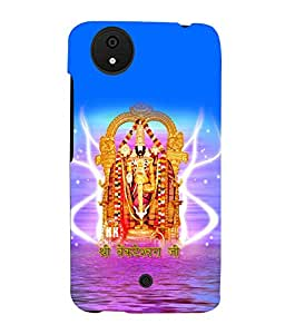 printtech Balaji Back Case Cover for Micromax Android A1::Micromax Canvas A1 AQ4502
