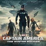 キャプテン・アメリカ/ウィンター・ソルジャー オリジナル モーション ピクチャー サウンドトラック