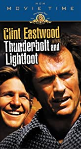 Thunderbolt & Lightfoot [VHS]