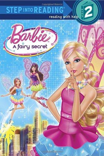 Barbie: A Fairy Secret (Step Into Reading - Level 2 - Quality)