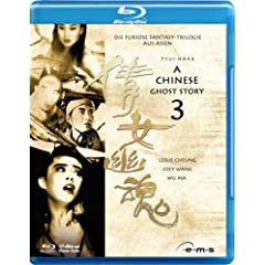 A Chinese Ghost Story 3 [Blu-ray]