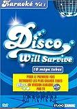 echange, troc Disco Will Survive - Vol.1