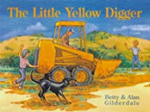 The Little Yellow Digger (Read by Reading Series)