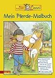 Conni Gelbe Reihe: Mein Pferdemalbuch: Neuauflage - Hanna Sörensen