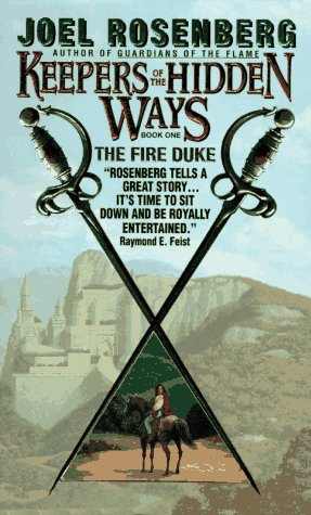 Image for The Fire Duke: Keepers of the Hidden Ways Book One (Keepers of the Hidden Ways, Book 1)