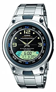Casio Collection Herren-Armbanduhr Analog / Digital Quarz AW-82D-1AVES