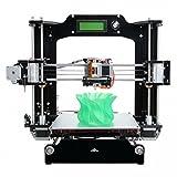 ウンカン Prusa I3 X 3Dプリンター アクリル板 フィラメントPLA ABS PVA ナイロン 木材 未組立 DIYプリンターキット