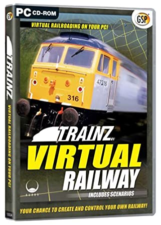 Trainz Virtual Railway