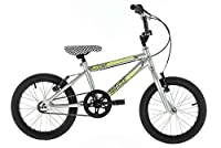 Raleigh Boy's Fury BMX Bike - Silver from Raleigh